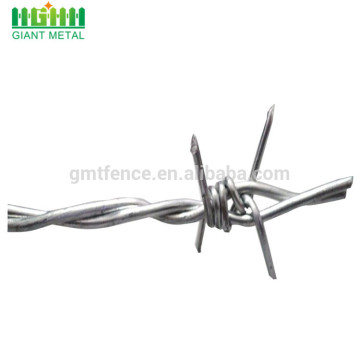 Hot-dipped Galvanized Best Price Modern Barbed Wire