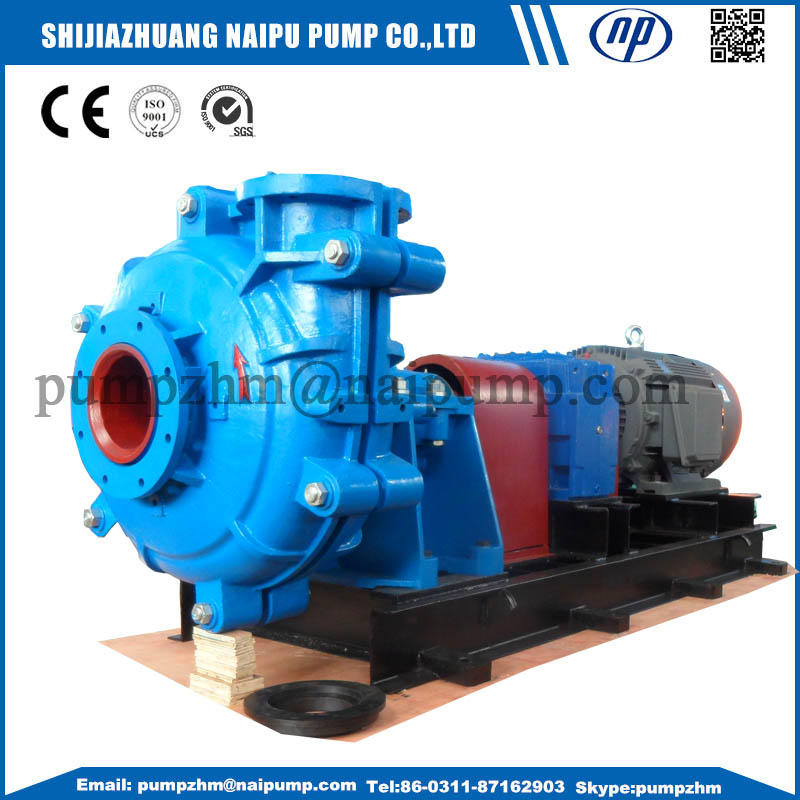 028 mechanical seal slurry pumps
