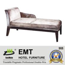 Chaise Longue Fashion Furniture Queen Sleeper Royal Chair (EMT-LC03)