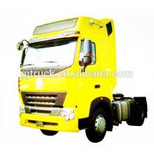 2018 nuevo modelo 371Hp o 420Hp motor 6x4 unidad Sinotruk HOWO cabeza camión / howo primer motor / cabeza del tractor / tractor camión cabeza