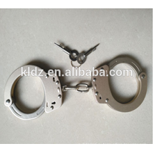 Высокое качество и легкий вес титановый сплав двойной замок наручники