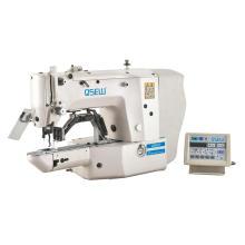 QS-1900AS heavy duty zigzag bartack industrial sewing machine