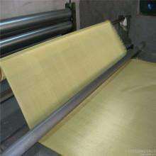 99.9% Craft Brass Copper Wire Mesh Fabric