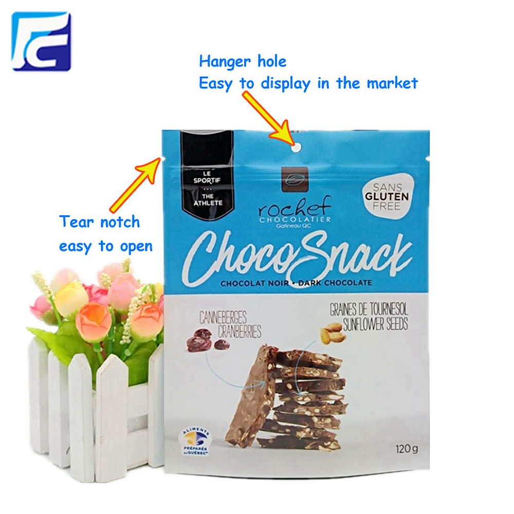 dried food packaging bag