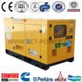 Gerador silencioso do gerador 220V diesel refrigerar de água de Ricardo 45kVA