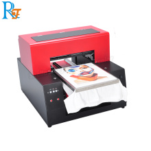 Impressora de t-shirt multifunções de mesa A3