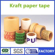 Fabricante de fita Kraft Paer fabricado na China