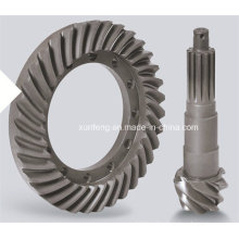 Spiral Bevel Gear for Stone Machinery