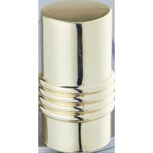 Алюминиевые размеченной линии цилиндрические Карниз увенчением