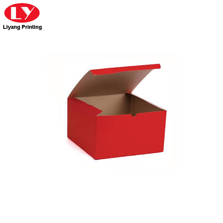 Color Box Corrugated Box