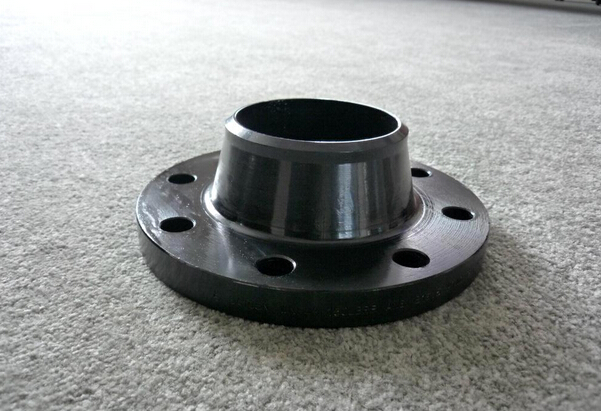 Carbon steel pipe welding neck flange