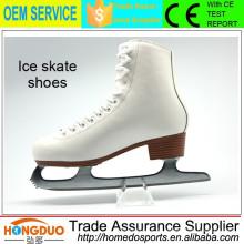 Patinação artística sapatos de skate, figura de gelo sapatos skate de gelo