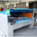 Big load warehouse loading dock leveler and dock ramp