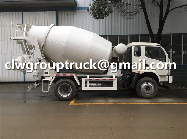 6CBM Transit Mixer For Sale