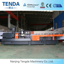 High -Torque Twin Screw Extruder with Masterbatch Plastic Parallel