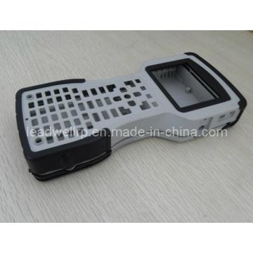 Hi-Quality-Spritzgussteilen in Fernbedienung, China-Hersteller, doppelte Material Injektion (LW-10013)