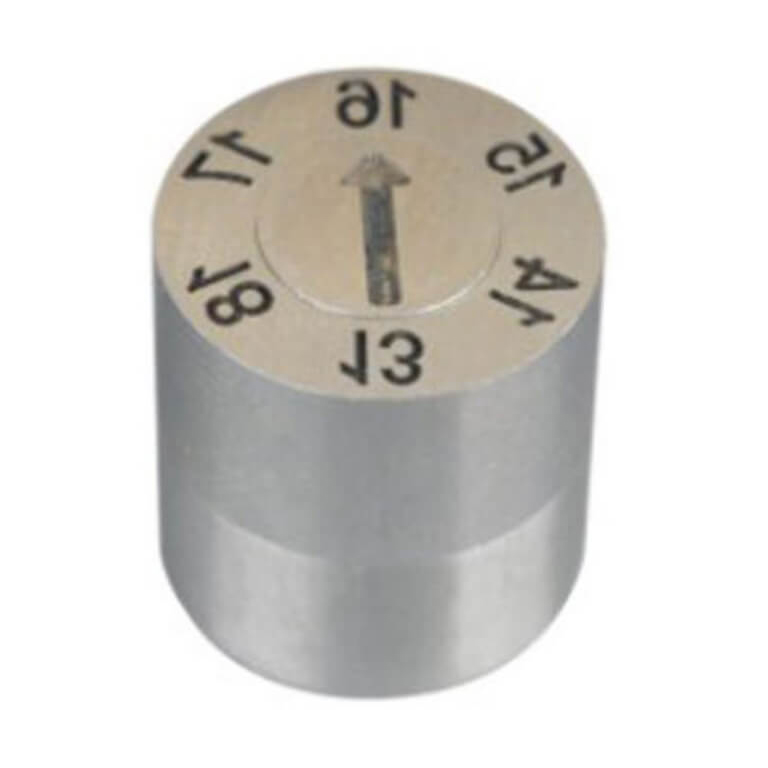 Precision Separable Date Stamp