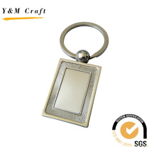 Special Rectangle New Design Metal Key Ring (Y02338)