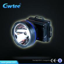 Super brillant USA Original Chip haute puissance rechargeable led mineur lampe