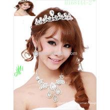 Оптовая дешевая королева венчания, оптовые ювелирные изделия Tiaras Crown