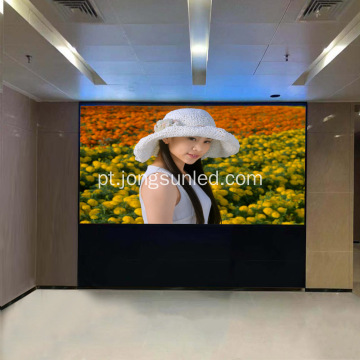 P6 LED video wall para venda