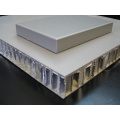 Painéis de sanduíche de favo de mel de alumínio revestido de rolo PE / PVDF