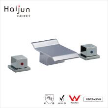 Haijun Super September Compras Hotel Business Luxo Design Torneira de lavatório de banheiro
