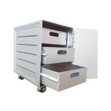 Atlas aluminum drawer for aviation trolley