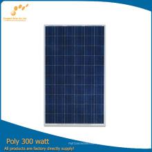 Panel solar polivinílico de 300W para sistema fotovoltaico, parte superior del techo (SGP-300W)