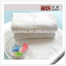 Toalha de banho de algodão Jacquard toalha de algodão