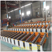 Dx Color Coated Roof Sheet Making Machine