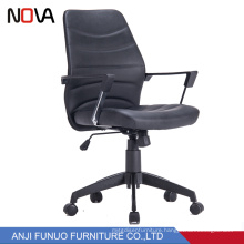 Comfortable PVC Leather Meeting Room high-tech executive swivel ergonomic office chair For Boss