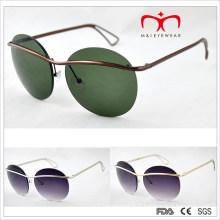 2015 Lunettes de soleil à lunette ronde style Fashion (MI215)