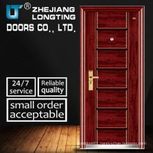 Single Leaf Door Cold-Rolled Steel Security Door