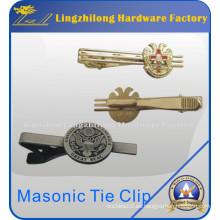 Gemelos y barras de unión por encargo del metal