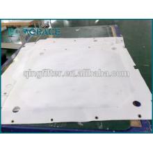 Ceinture filtrante en déshydratant en tissu filtrant en polyester