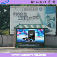 LED Display Panel Outdoor P8 Multi Color for Squre Advertising
