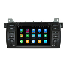 Hla 8788 Touch Screen, ОС Android 5.1.1, 4-ядерный 1.6GHz, автомобильный DVD-плеер для BMW 3 Serises / E46 / M3