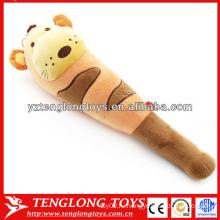 Горячие игрушки жирафа продажи мягкие плюшевые задние палочки