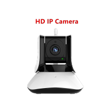 PTZ 1080P Wifi CCTV Hidden Camera for Baby