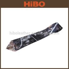 Fashion hunter camo neck tie for men