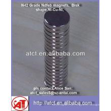 Kleine Magnete/Platte magnet