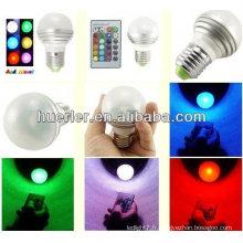 Factrory prix 100-240v 3w led magic ball light