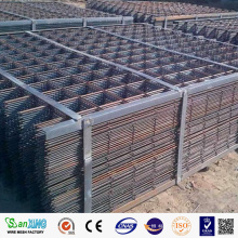 steel reinforcing welded wire mesh panel