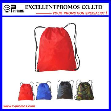 Рюкзак с красочным рисунком из полиэфирного шнурка (EP-B6192)
