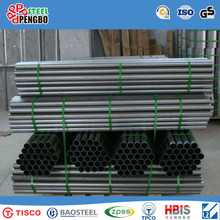 304/410/430 Stainless Steel Round Tubes