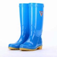 Trabajando Químico Industrial PVC Seguridad Rainboots