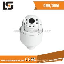 Китай десятку продавая продукты безопаснее купол корпус камеры видеонаблюдения