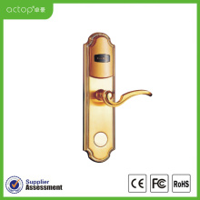 Seguridad del sistema de bloqueo de puerta con contraseña