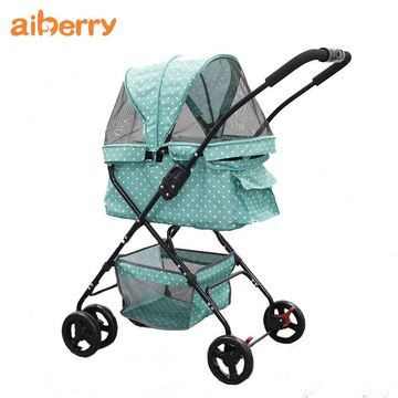 Aiberry Large Dogs 4 koła Travel Carrier Carrier